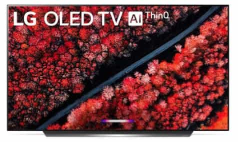 LG c9 oled is the best 4k smart tv in india