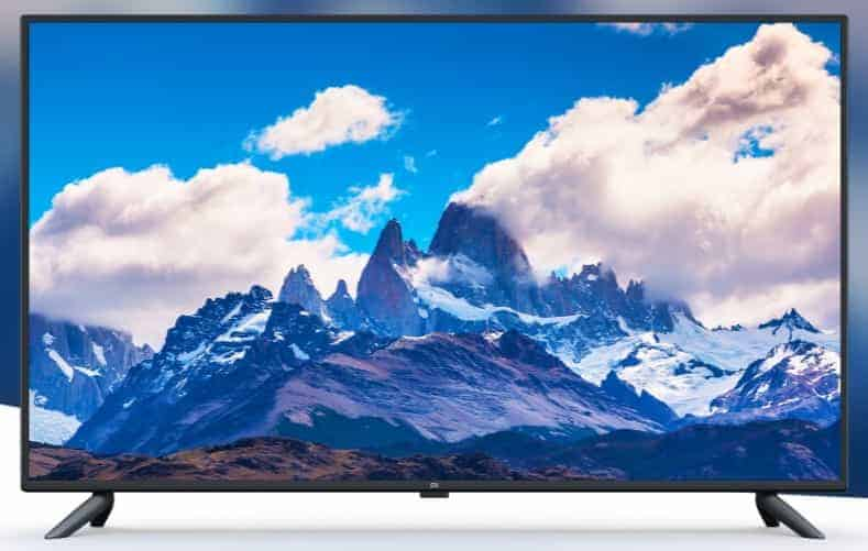 MI tv 4x pro is a great tv in India