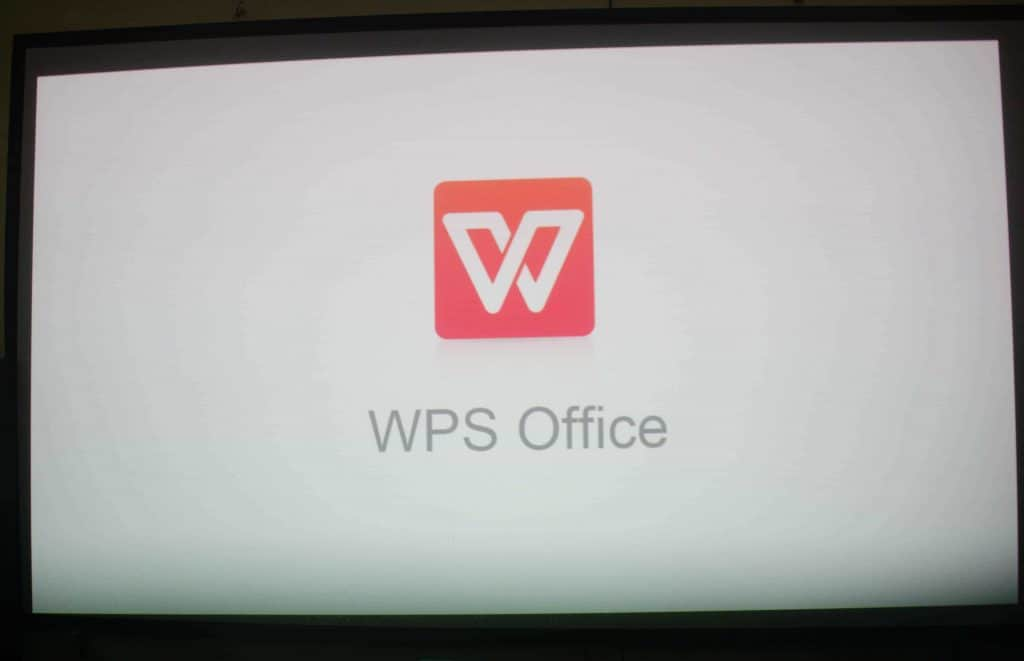 WPS office software
