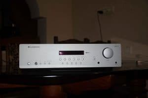 Cambridge audio AXR 100 review